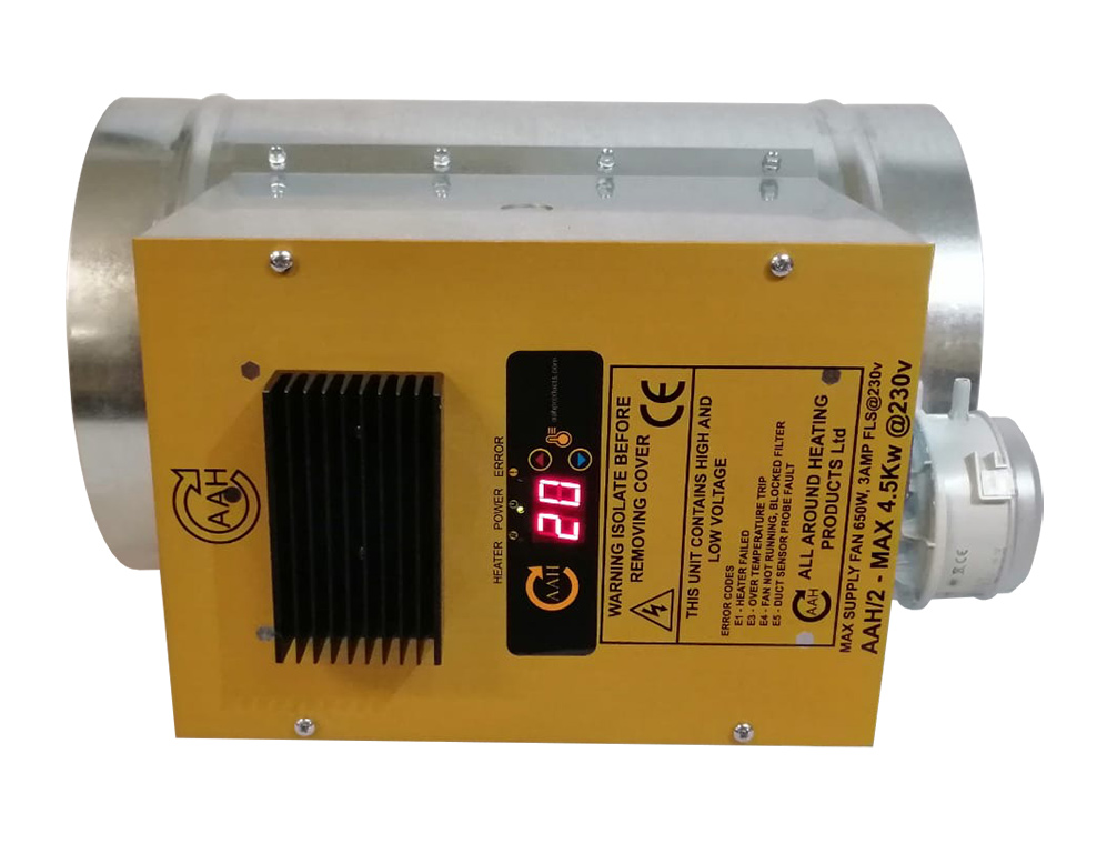 250 Circular Heater